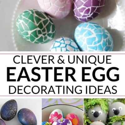 Easter Egg Coloring Ideas Kids Will Love