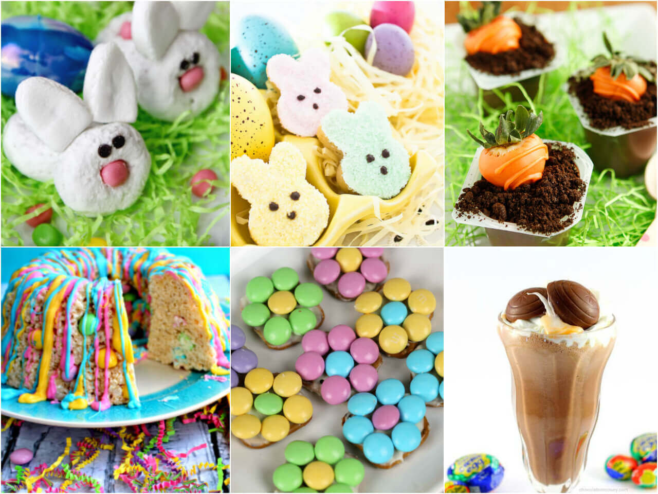 Easy Easter Treat Recipes