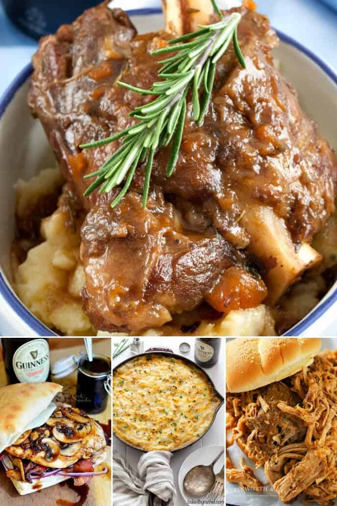 A collection of guinness stew recipes