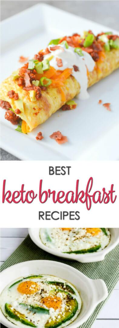 Ketogenic Breakfast Ideas