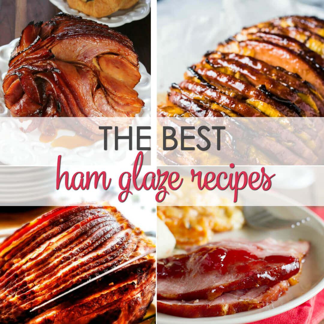 easy ham glaze