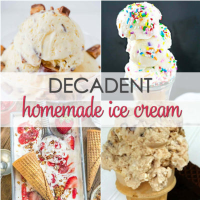 40 Best Homemade Ice Cream Recipes