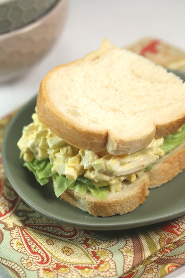 5 star egg salad recipe