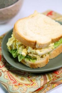 5 star egg salad recipe