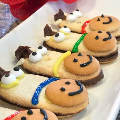 Easy Horse Cookies