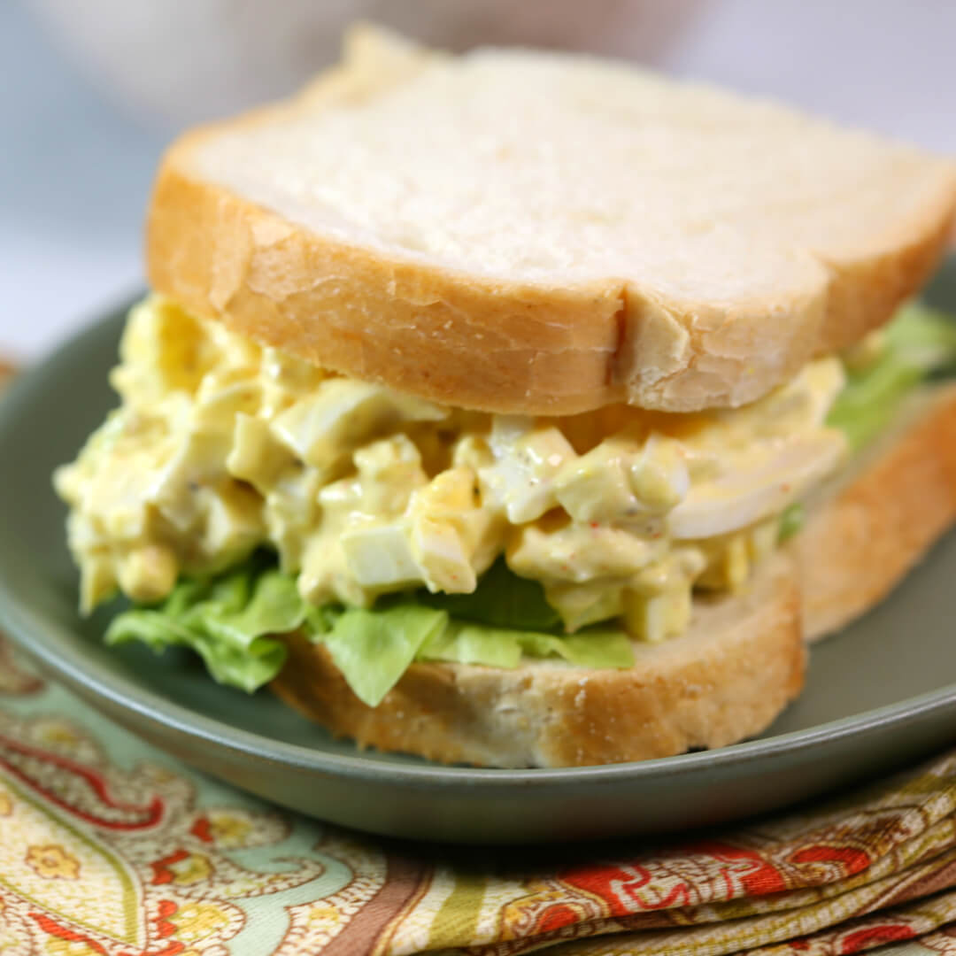 basic egg salad recipe
