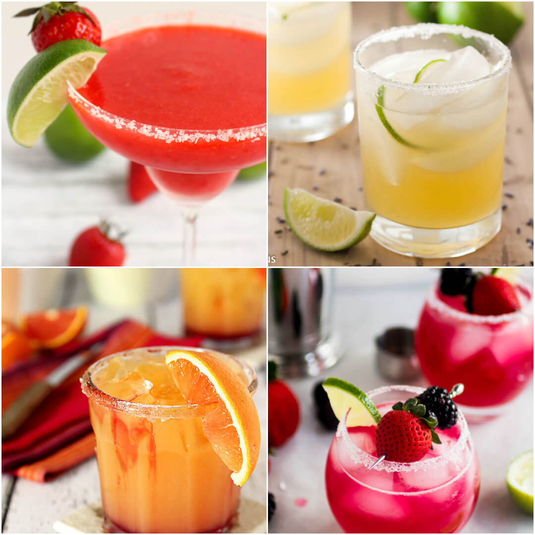 The Best Margarita Recipe Ever A Collection Of Easy Margarita Recipes