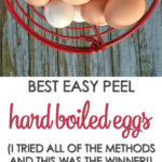 hard boiled eggs recipe