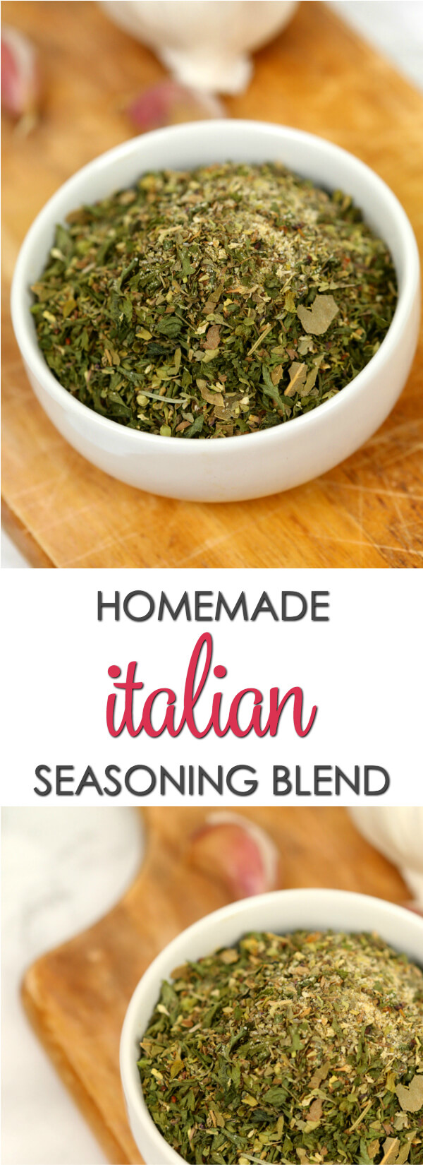 This ITALIAN SEASONING MIX RECIPE is easy to make at home. The ingredients are easy to come by and the combination is a great go to for homemade Italian dishes like lasagna, spaghetti sauce, and pizza. Just store it in a spice jar for those in a pinch recipes!  #itisakeeper #recipe #recipes #spiceblend #spice #italian #homemade #easyrecipe #quickrecipe #bestrecipe #pasta #meatballs