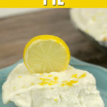 easy no bake lemon pie