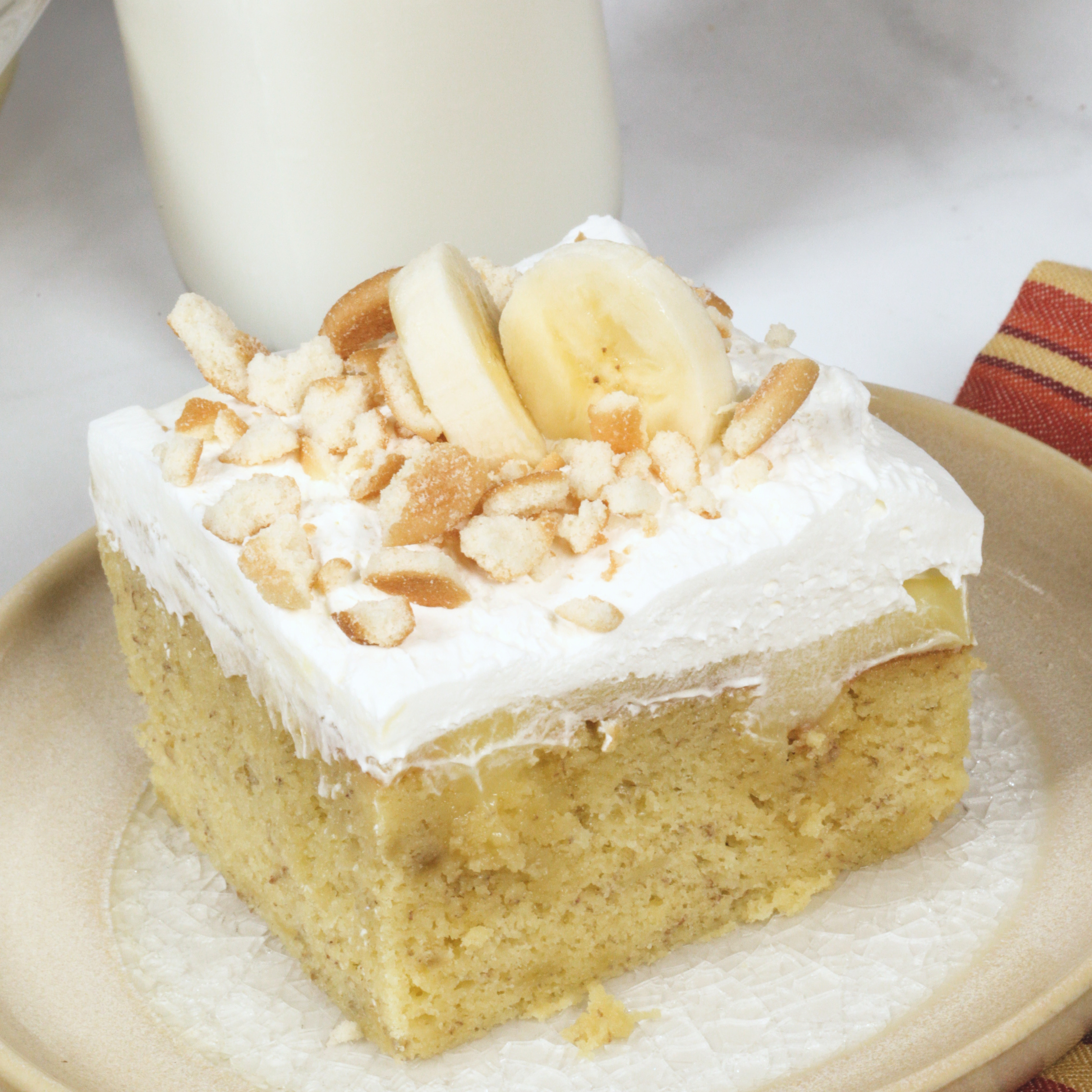 Easy banana cake recipes