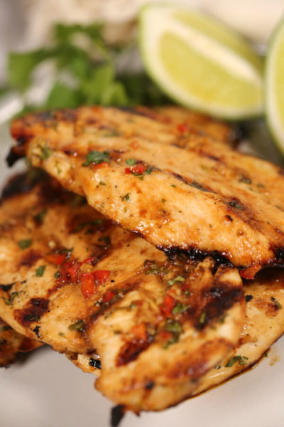 Fiesta Lime Grilled Chicken