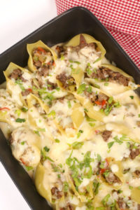 stuffed shells recipe