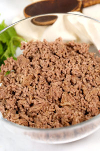 How To Cook Frozen Ground Beef In The Instant Pot 30 Minute Recipe
