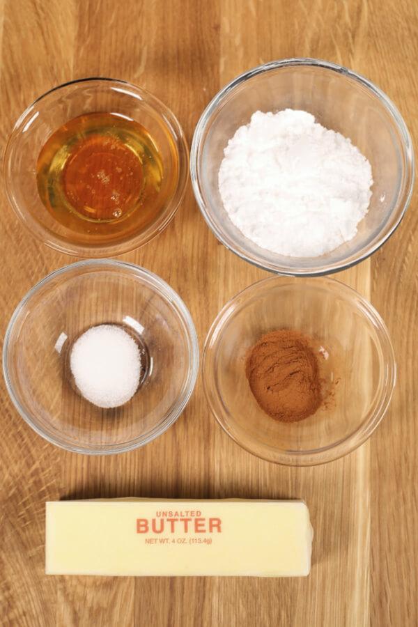 Cinnamon butter