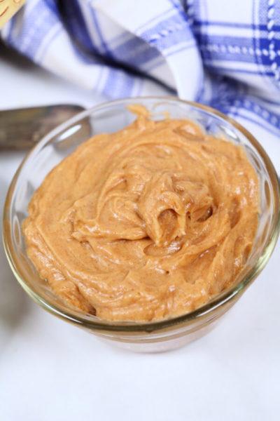 Easy Cinnamon Honey Butter