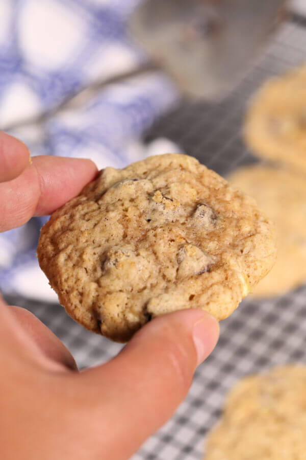 The best Zucchini Cookies Recipe.