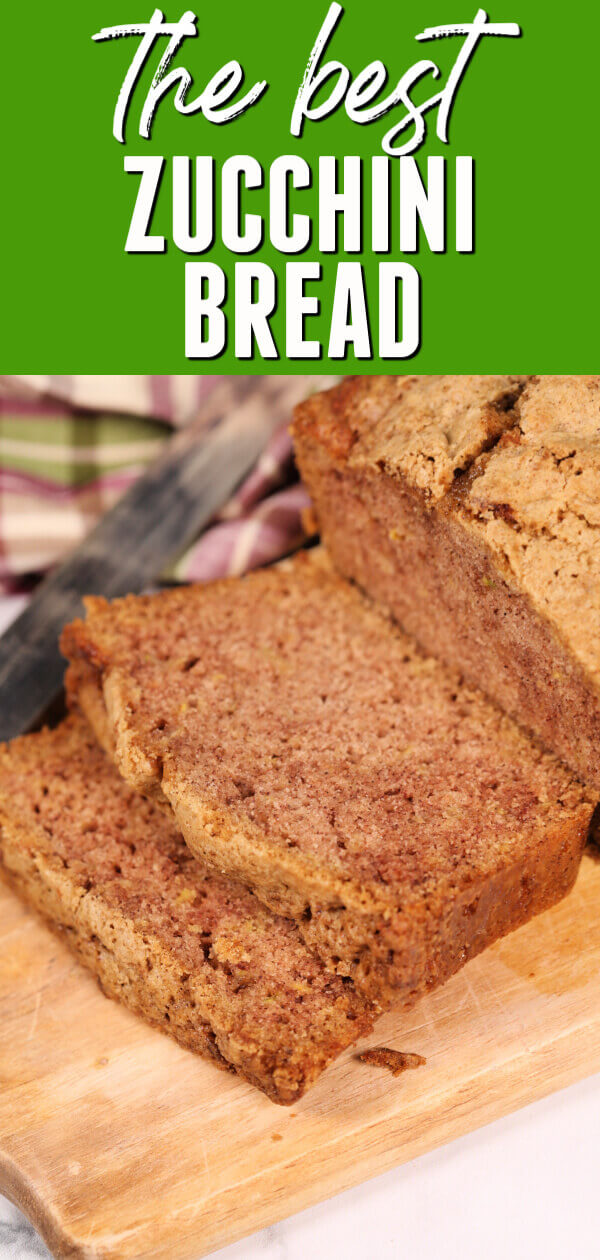 This is the  best zucchini bread recipe I have ever made!  It's moist, delicious and easy!  #itisakeeper #recipe #recipes #easyrecipe #dessert #easydessert #bread #zucchini #quickbread
