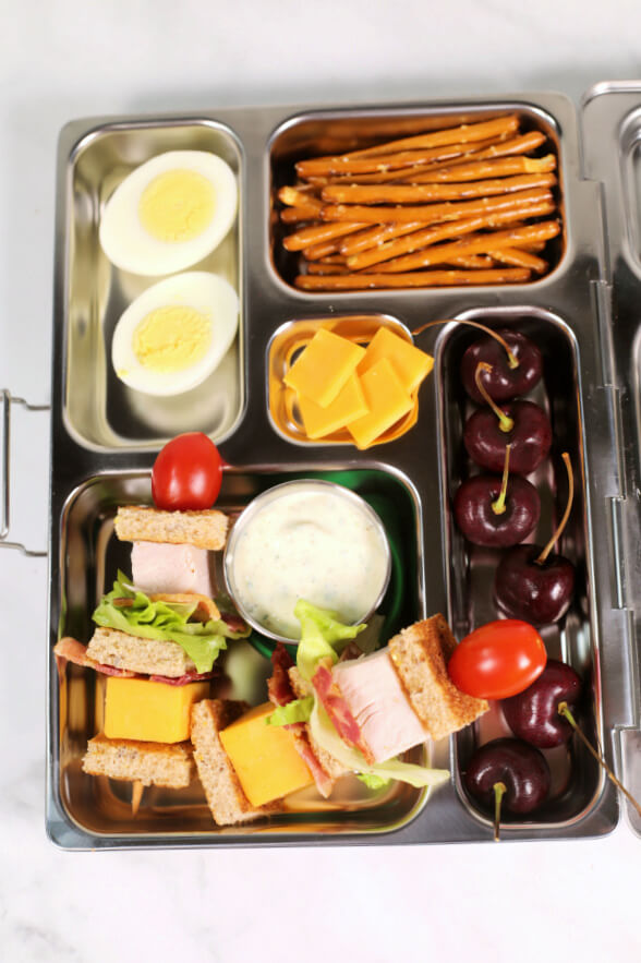 Turkey Club Lunchbox Kabo