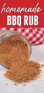 Best BBQ spice Rub