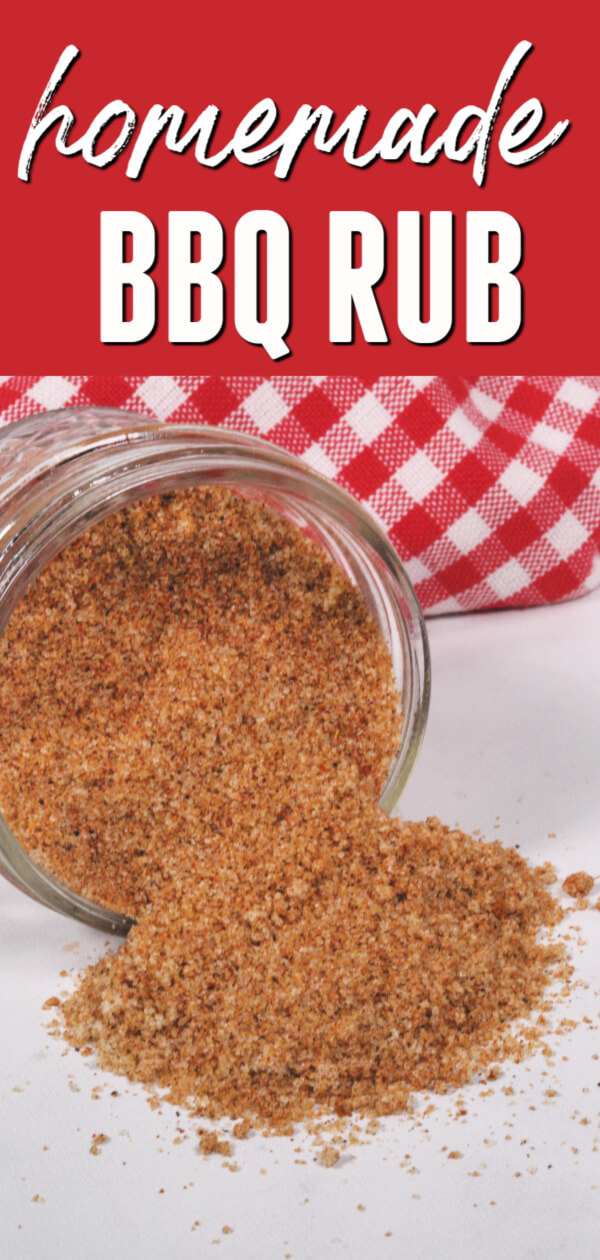 This easy homemade barbecue dry rub recipe is a blend of spices that adds so much flavor to ribs, pork, chicken and more!#itisakeeper #recipe #recipes #easyrecipe #spiceblend #seasoning #bbq #barbecue #spicerub