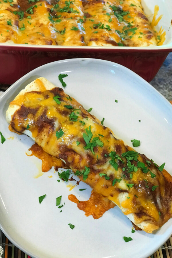 Best Ground Beef Enchiladas 30 Minute Recipe
