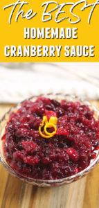 Cranberry Relish Orange