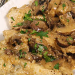 Instant Pot Chicken Marsala