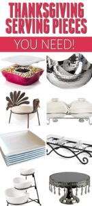 COLLECTION OF thanksgiving table setting ITEMS