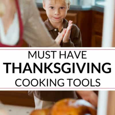 Cooking Tools to Make a Thanksgiving Meal