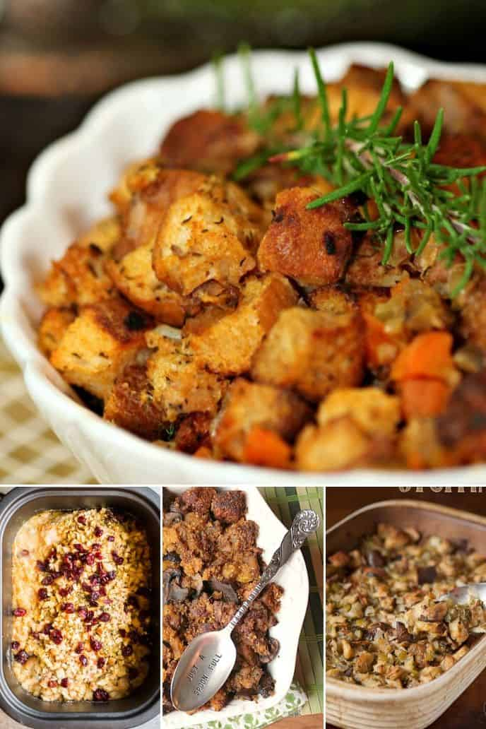 COLLECTION OF thanksgiving dressing RECIPES