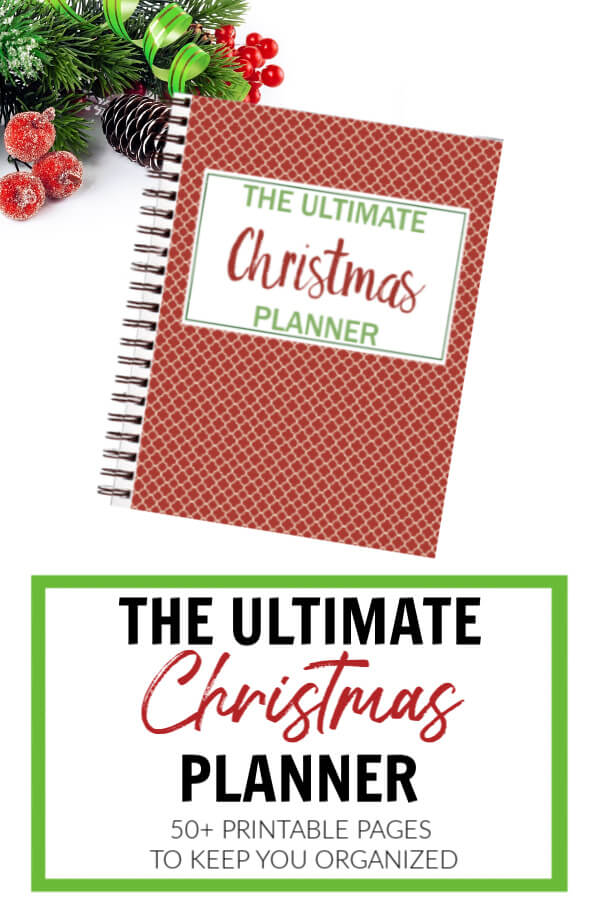 ULTIMATE CHRISTMAS PLANNER