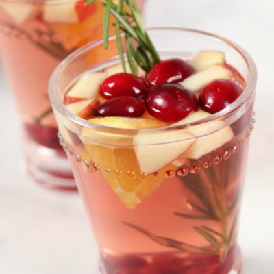 White Sangria recipes
