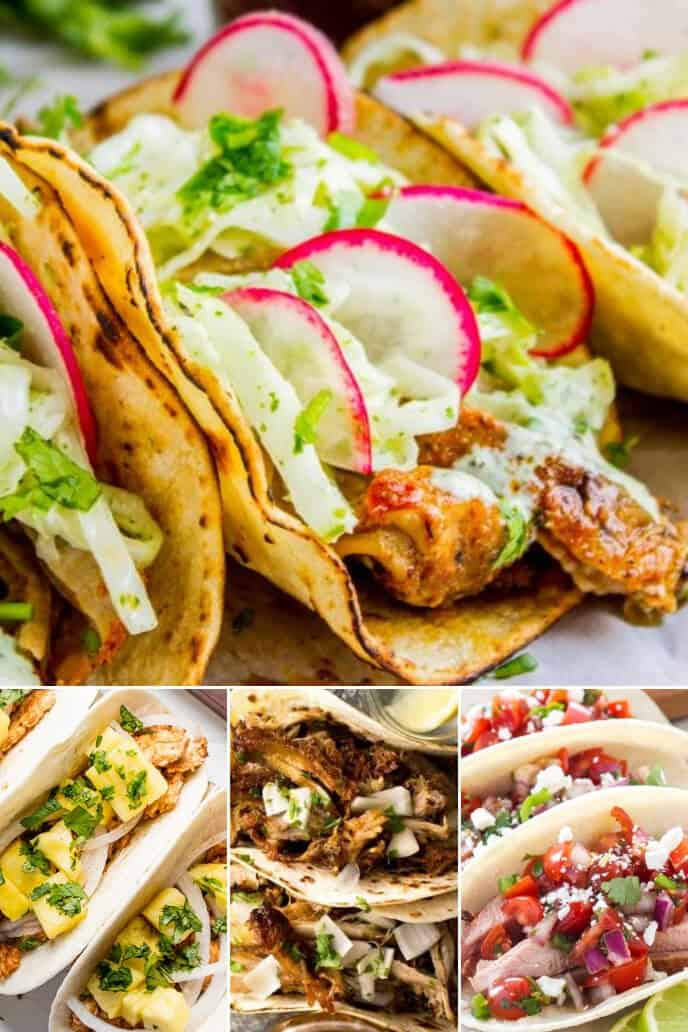 Collection of the best easy tacos recipe