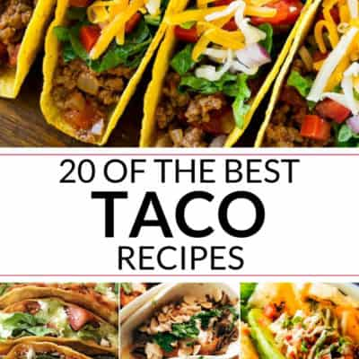 Best Taco Recipes