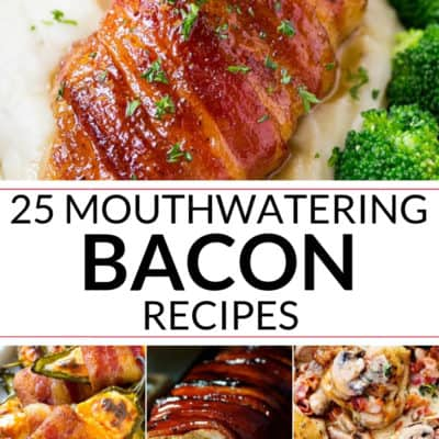 Mouthwatering Bacon Recipes