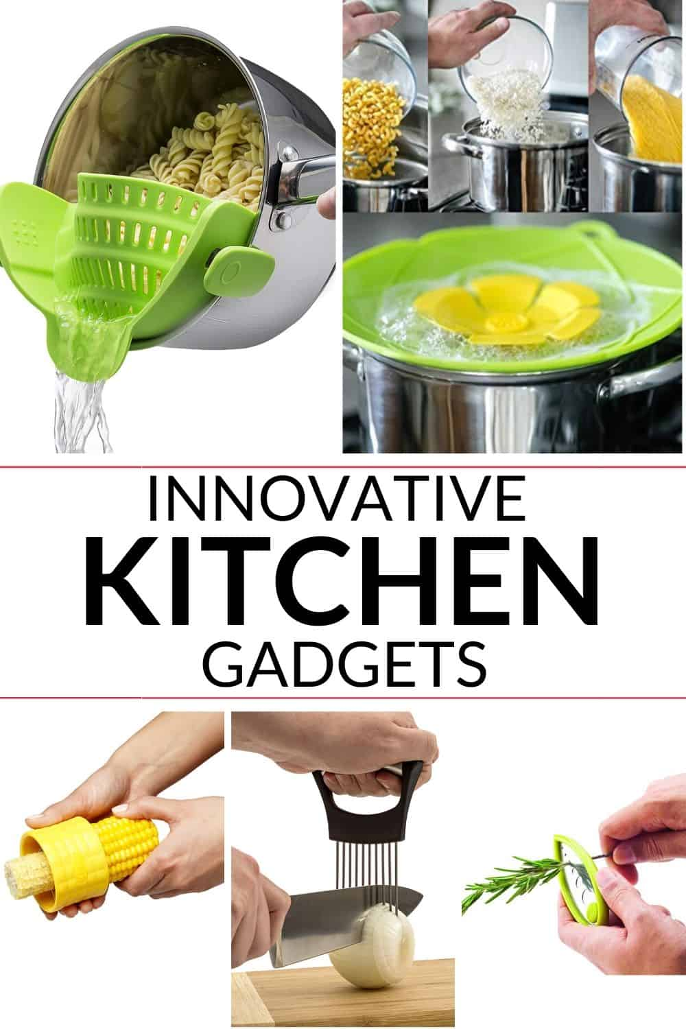 collection of innovative Cooking tools