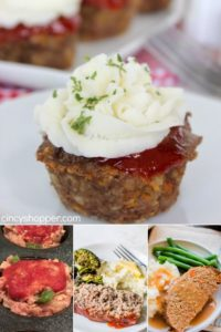 Collection of the best meatloaf recipe with oatmeal