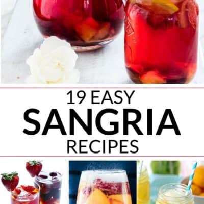 Easy Sangria Recipes
