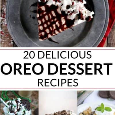 20 Scrumptious Oreo Recipes