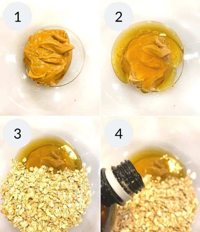 step by step instructions for making beef jerky protein balls
