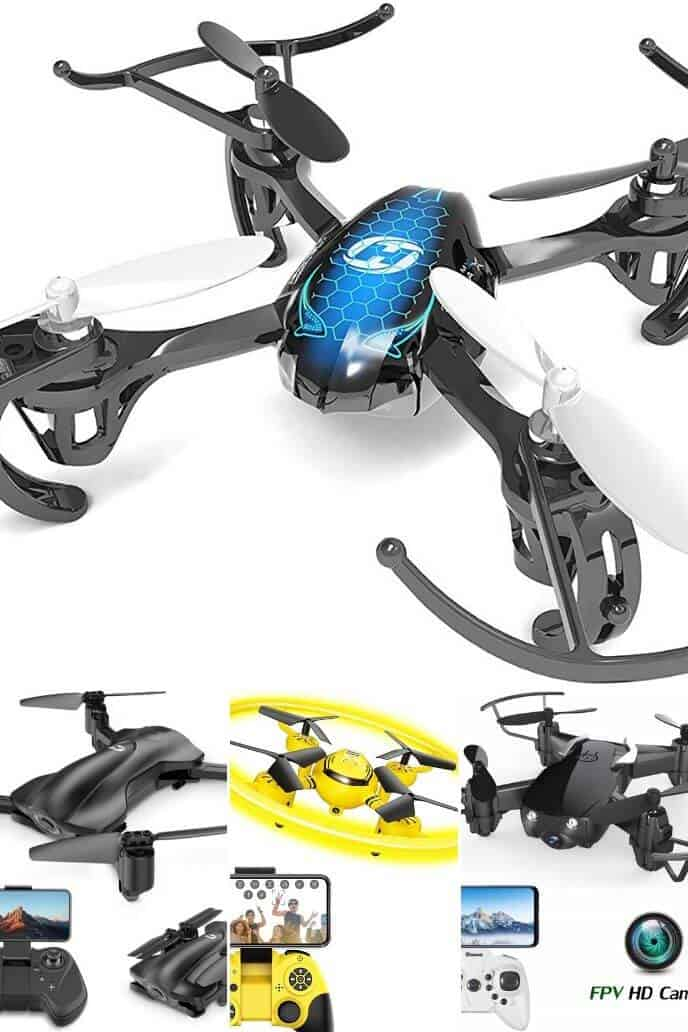 COLLECTION OF BEST DRONES FOR ADULTS