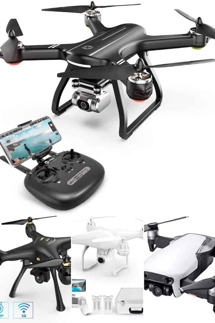 COLLECTION OF BEST DRONES MORE ADVANCED FOR ADULTS