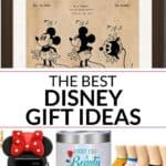 Collection of Disney gifts for all ages