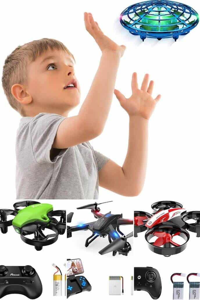 collection of Best Drones for Beginners