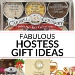 Collection of fabulous hostess gifts