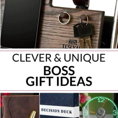 Clever Gifts for the Boss