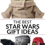 Collection of star wars gift ideas