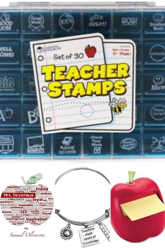 Collection of Best Teacher Gifts for Every Teacher