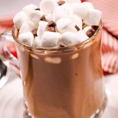 Crock Pot Hot Chocolate
